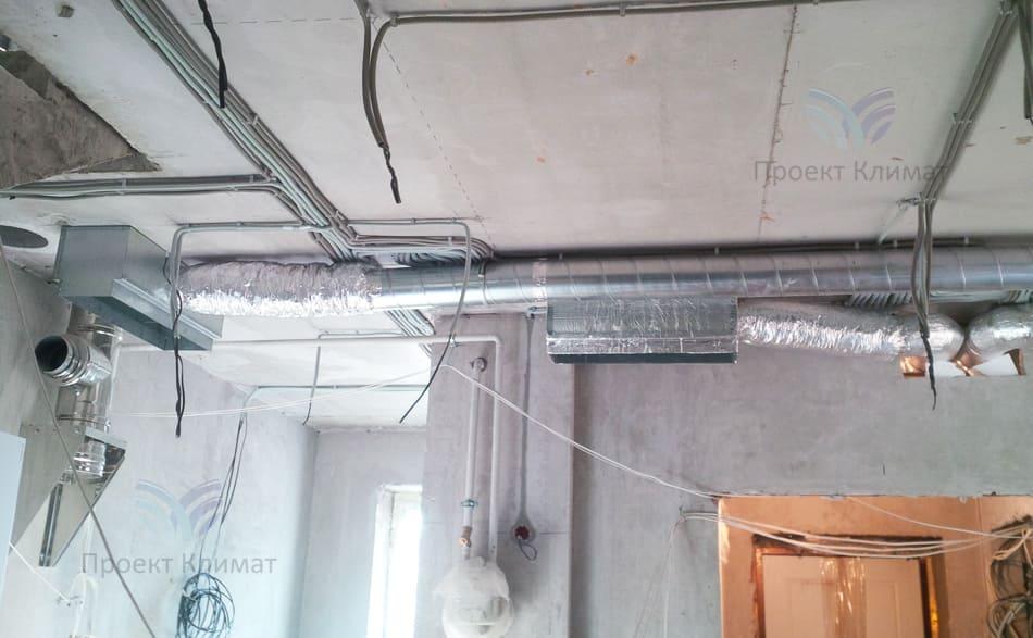 хочу чем обклеивать приточную вентиляцию инженеры